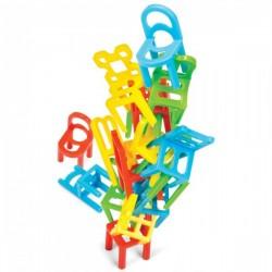 Gra zęcznościowa Spadające krzesła