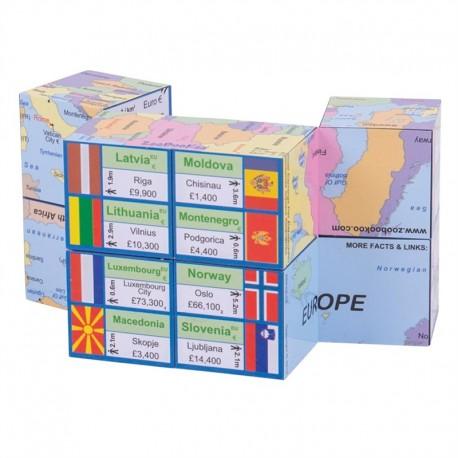 Super edukacyjna zabawka dla 6 latkaZooBooKoo Europa