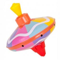 Zabawka dla dzieci - Wirujący Bączek, Bigjigs